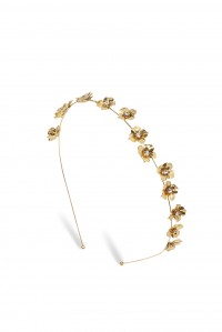 Maye Headband Gold