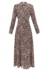 Vanessa Dress Batik Dot