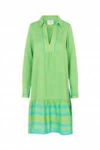 Lynette Dress Pistacie Lime