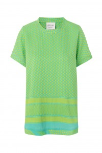 Shirt O Short Sleeve Pistacie Lime