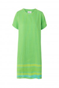 Dress 1 O Short Sleeve Pistacie Lime