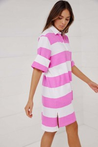 For Love or Money Rugby Dress
