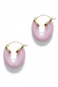 Rose Swell Hoops