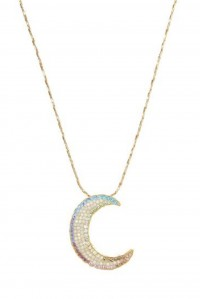 Rainbow Notte Pendant Necklace