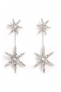 Estee Earrings Crystal