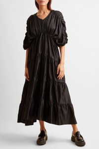 Essendine Cotton Silk Dress