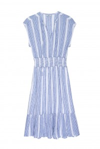 Ashlyn Dress Levanzo Stripe