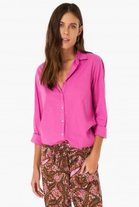 Beau Shirt Pink Orchid