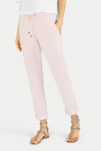 Turn up Sweat Pant Blushed Pink