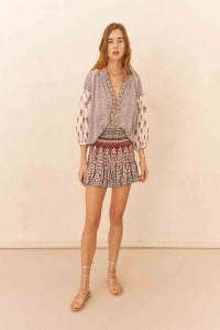 Arch Smock Blouse
