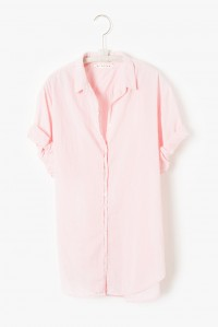 Channing Shirt Coral Pink