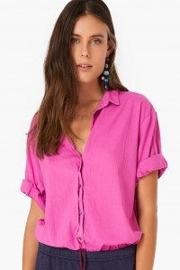 Channing Shirt Pink Orchid