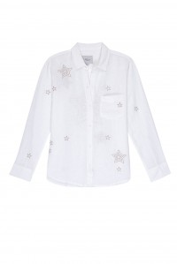 Metallic Stars Charli Shirt