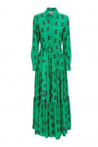 Bellini Dress Marherita Verde