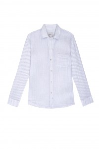 Ellis Shirt Davenport Stripe