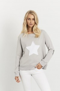 Leopard Star Windy Grey