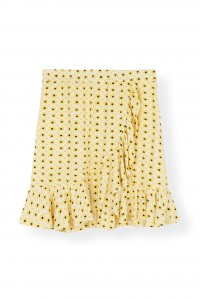 Maize Mini Skirt