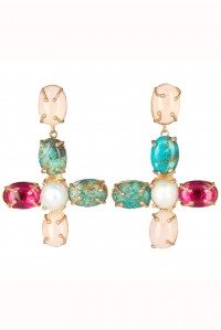 Violante Earrings Multi