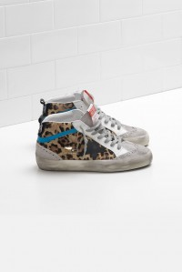 Sneakers Mid Star Leopard