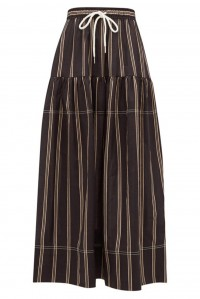 Granada Stripe Skirt