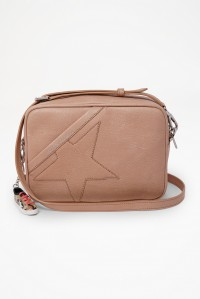 Star Bag Nude Leather