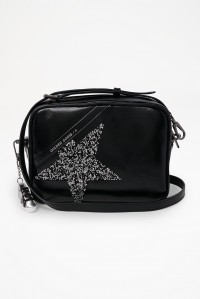 Star Bag Black Swarovski Star