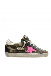 Superstar Camo Fluro Star