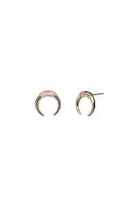 Tusk Diamond Earring
