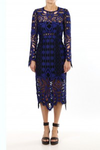 Nightfall Lace Dress