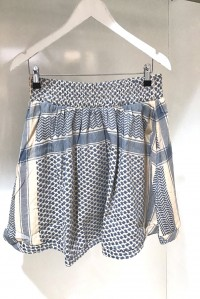 Cecilie Skirt Blue