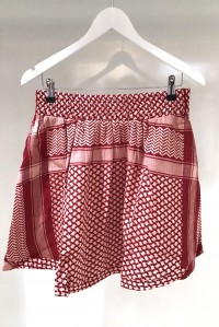 Cecilie Skirt Raspberry