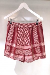 Cecilie Shorts Raspberry
