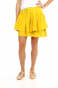 Alice Skirt Chartruese