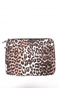 Laptop Cover leopard