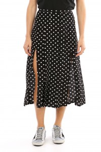 Georgia Skirt Pearl Spot