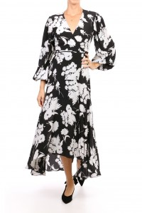 Kochhar Wrap Dress