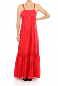 Ophira Dress Scarlet