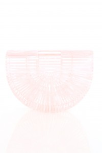 Acrylic Ark Small Pink