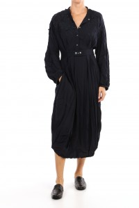 Choral Long Sleeve Dress