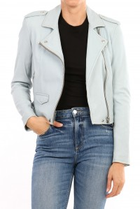 Ashville Jacket Pale Blue