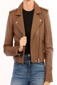 Ashville Jacket Tan