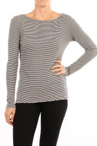 Long Sleeve Tee Stripe