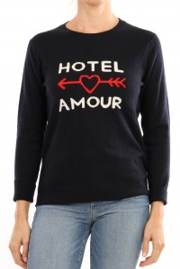 Hotel Amour Cashmere Knit