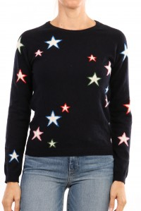 3D Star Cashmere Knit