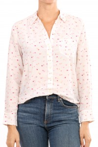 Kate Silk Star Shirt