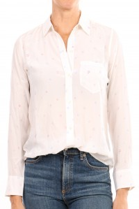 Pastel Star Silk Shirt