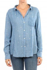 Ingrid Shirt Indigo Star