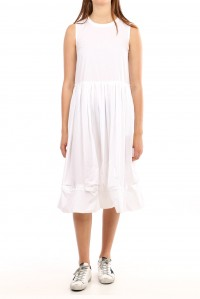 Chime Sleeveless Cotton Dress