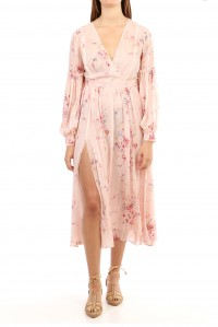 Leah Silk Dress