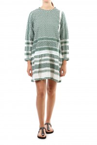 Dress 2 O Long Sleeve Green